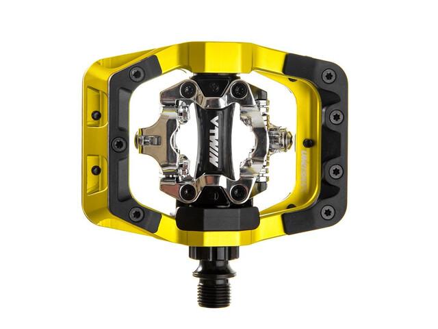 DMR V-Twin - Pédales - jaune
